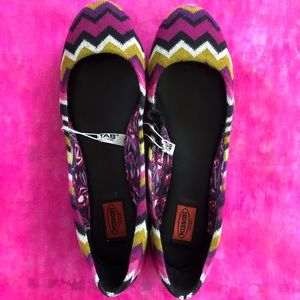 Missoni Shoes - Missoni for Target ballet flats shoe women size 7